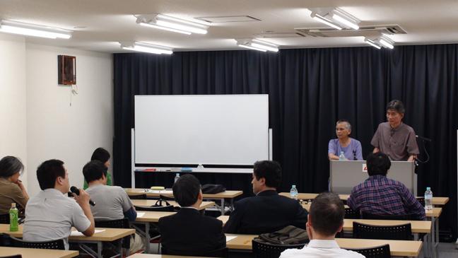 10月20日 日本ウイグル協会主催講演会 東南アジアの難民と人権問題報告