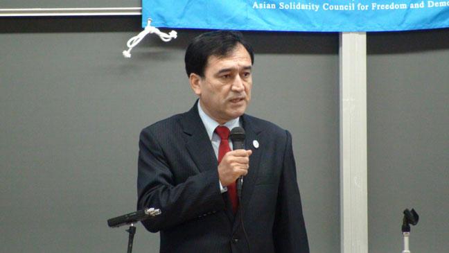 2015年10月24日 第五回 アジアの民主化を促進する東京集会