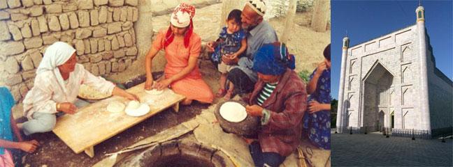 日本ウイグル協会学習会「ウイグル文化と人々の暮らし」のお知らせ
