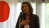 Louisa Greve氏(全米民主主義基金会 副総裁
