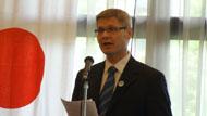 Arne Liljedahl氏(ラフト人権財団前理事長)
