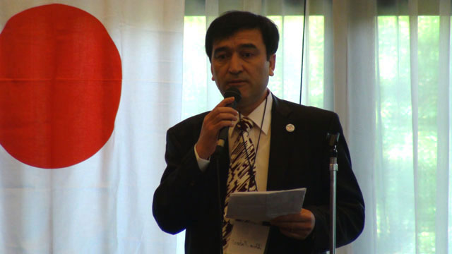 イリハム・マハムティ世界ウイグル会議日本全権代表