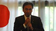 古屋圭司氏(日本国会議員