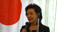 櫻井よしこ氏(国家基本問題研究所理事長)