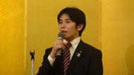 吉田康一郎氏(東京都議会議員)