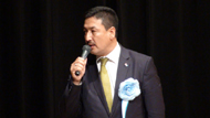 東京シンポジウム セイット副総裁